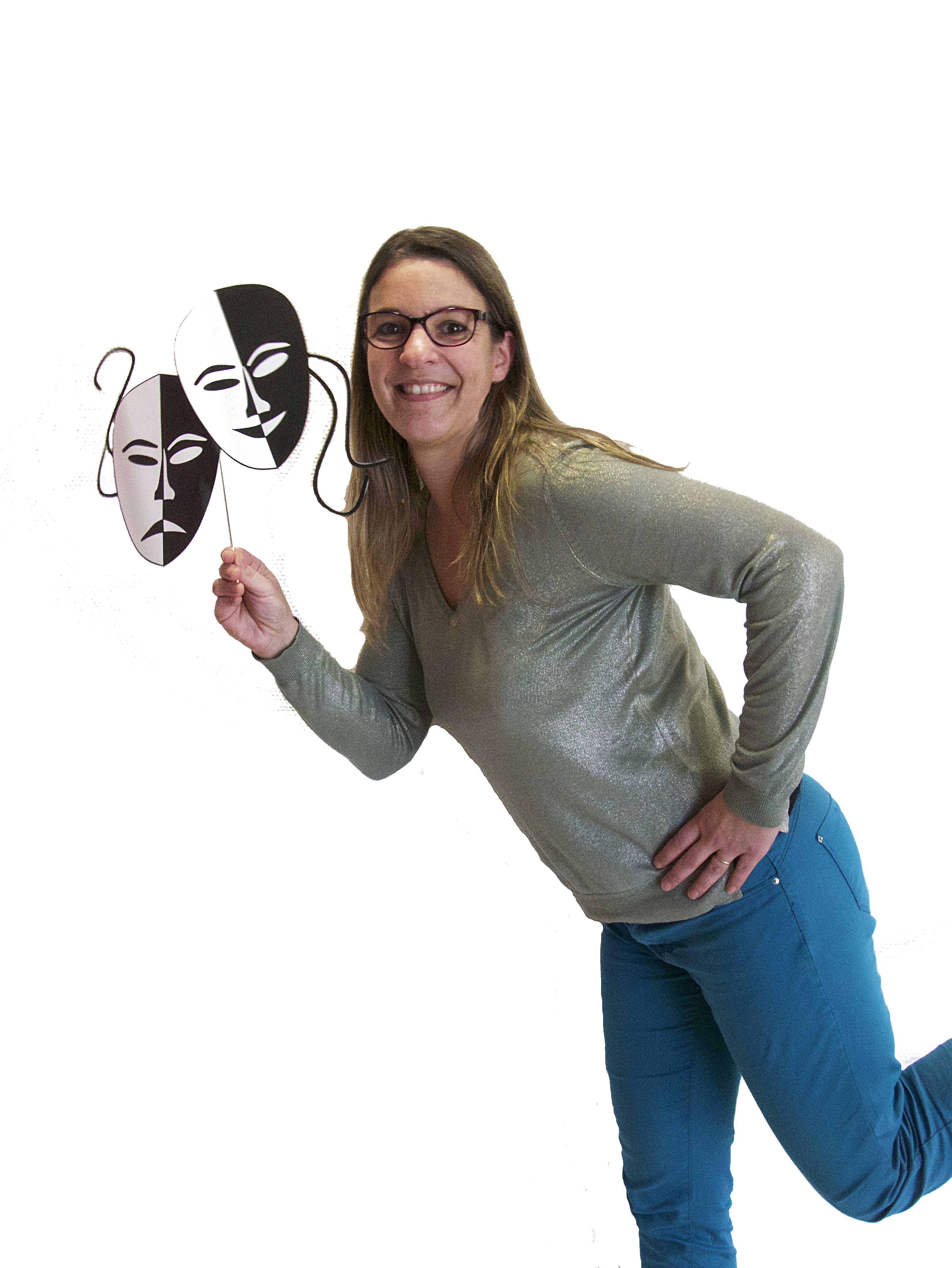 Equipe de l'Office de Tourisme : Adeline Grollier