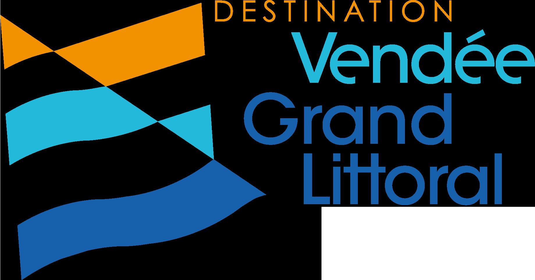 Logo Destination Vendée Grand Littoral