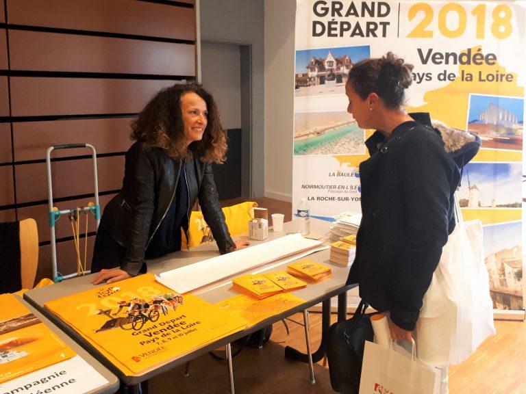 Grand échange 2018 - partenaires de l'Office de tourisme - Tour de France