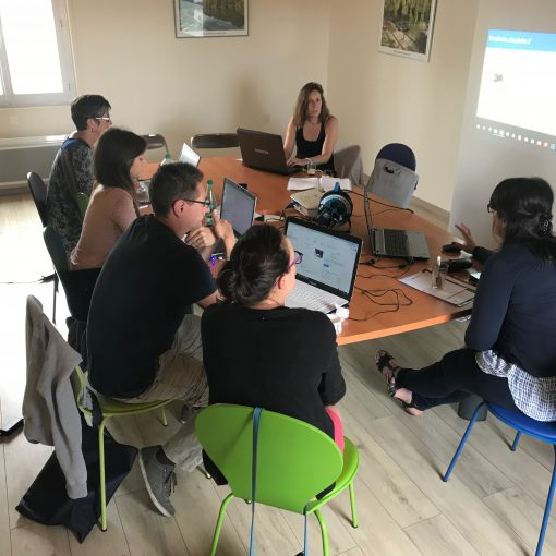 Atelier Google My Business avec Alizée Sudre