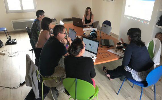 Atelier Google My Business avec Alizée Sudre