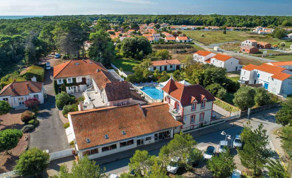 Réservations Hôtel hébergement en Destination Vendée Grand Littoral