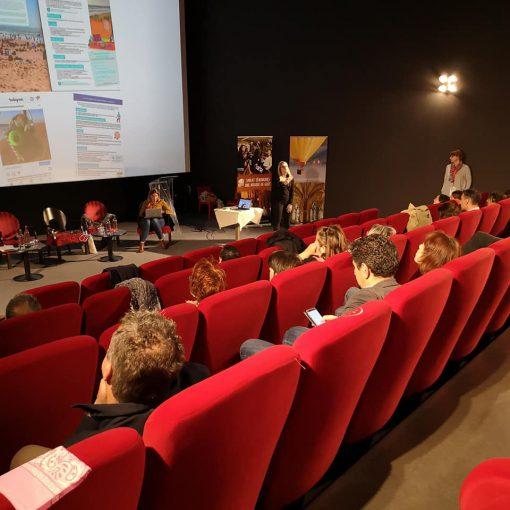 Présentation des écos-gestes de l'OT Destination Vendée Grand Littoral au NADOT 2019