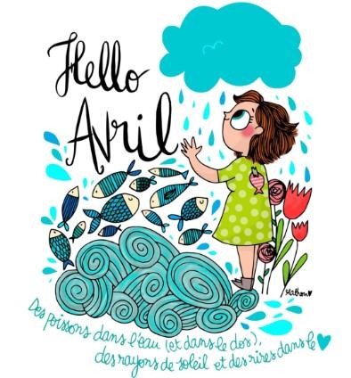 Avril - Portrait équipe - Aurélie Belaz