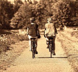Balade en vélo - Portrait équipe - Maryline Sionneau