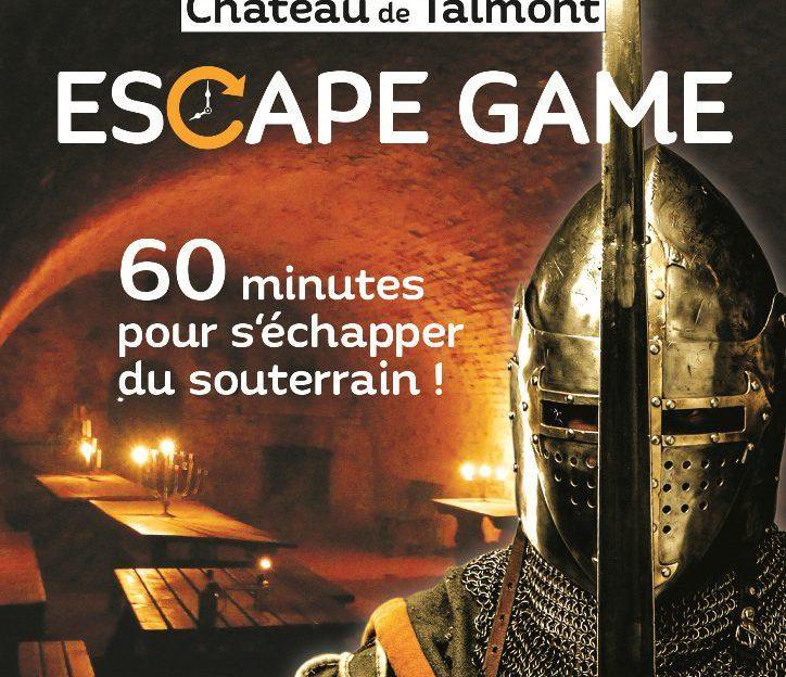 Escape Game- Portrait équipe - Maryline Sionneau