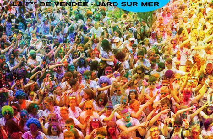 Jard Run color - Portrait équipe - Lucie Touzeau
