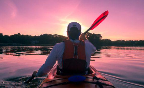 Kayak - Portrait équipe - Aurélie Belaz