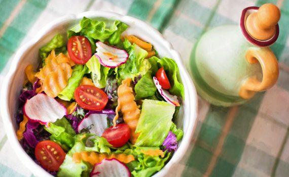 Salade d'été - Portrait équipe - Anne Orizet