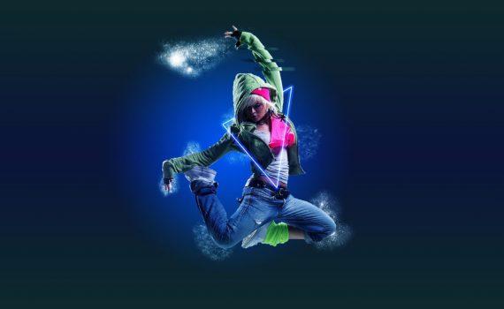 Danse - Portrait équipe - Marie Prouteau