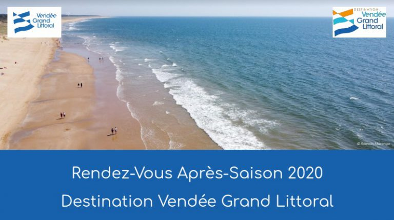 Bilan de saison de l'Office de Tourisme Destination Vendée Grand Littoral