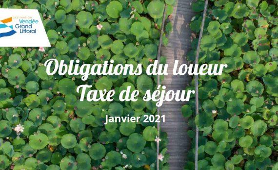 Réunion en visio de l'Office de Tourisme Destination Vendée Grand Littoral